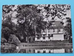 DOUANESCHOOL ( 5 ) Achterzijde Kasteel DENNENBURG - Anno 19?? ( Zie/voir Foto Voor Details ) !! - Kapellen