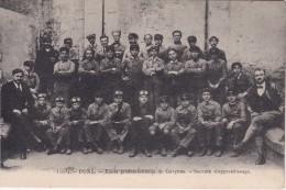 PONS - Ecole Professionnelle De Garçons - Section D'Apprentissage - Pons