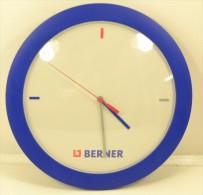 Horloge D'usine Offerte Par Berner, Années 1990 90' - Horloges