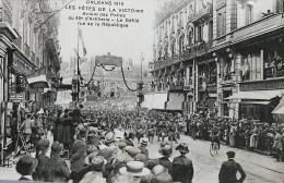 ORLEANS FETES DE LA VICTOIRE - Orleans