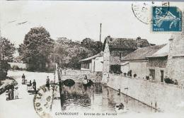 GUYANCOURT ENTREE FERME - Guyancourt