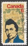 Canada. 1971 Death Centenary Of Louis-Joseph Papineau. 6c Used. SG 681 - 1952-.... Reign Of Elizabeth II