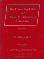 Dale/Lichtenstein Collections - Sale 15 : Australian States And New Zealand (1990) - Littérature