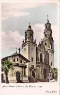 California San Francisco Mission Delores & Bailica - San Francisco