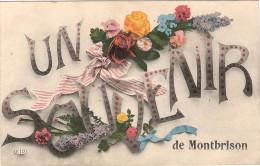 Un Souvenir De Montbrison - Montbrison