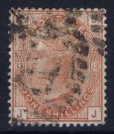 Great Britain SG 163  Used  1880  Mi 64 Plate Nr 13 - 1840-1901 (Viktoria)