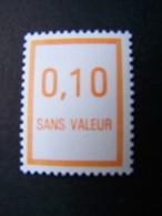 FICTIFS NEUF ** N°F221 SANS CHARNIERE (FICTIF F 221) - Phantom