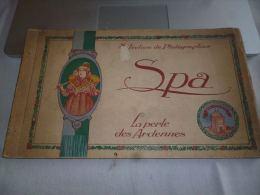 CB9 LC146 Rare Spa 30cmx20cm Sélection De Photographies La Perle Des Ardennes - La Warfaaz Le Neubois Nivezée - Culture