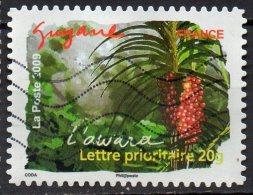AA311 - Flore Des Régions De France : Guyane - Oblitéré - Année 2009 - Gebruikt