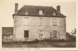 Saint-Mars-la-Brière  (72.Sarthe)  Le Presbytère De St-Denis-du-Tertre - Autres Communes