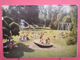 Belgique - Château De Beloeil - La Plaine Des Jeux - 1974 - Scans Recto-verso - Beloeil