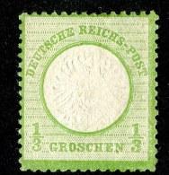 W2762  Empire 1872  Michel #17a** ( Cat. €180. ) - Neufs