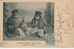 ASIE - SYRIE - Souvenir De La SYRIE - MUSICIENS ARABES (Arabic Musiciens) - Syrie