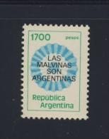 ARGENTINE 1982 COURANT  Yvert N°1288 NEUF MNH** - Ungebraucht