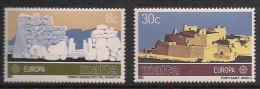 Malta 1983 Europa Cept: Great Works Of The Human Spirit.  Mi 680-681, MNH(**) - Malta