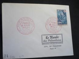 Maison De La Croix Rouge 6/06/1970 Perpignan - Postmark Collection (Covers)
