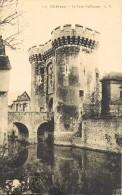 16833. Postal CHATRES (eure Et Loire)  Porte  Gullaume - Chartres