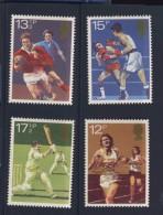 GRANDE-BRETAGNE 1980 SPORTS VARIES  YVERT  N°955/58 NEUF MNH** - 1952-.... (Elizabeth II)