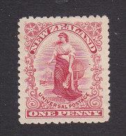 New Zealand, Scott #99, Used, Commerce, Issued 1901 - Usati