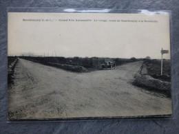 37 SEMBLANCAY Grand Prix Automobile, Voiture Renault, CP Ancienne  ; Ref 043 - Non Classés