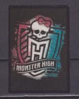 MONSTER HIGH. CROMO Nº 7. DIFÍCIL. - Ragazzi
