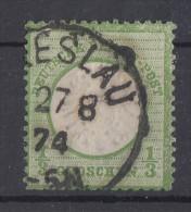 DR Minr.17 Gestempelt Breslau 27.8.74 - Deutschland