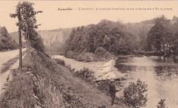AYWAILLE > La Route De Comblain Et Les Rochers Des 4 Fils Aymon - Aywaille