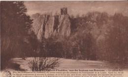 AYWAILLE > Les Ruines Du Château D'Amblève - Vues Des Hauteurs Vers Rouvreux - Aywaille