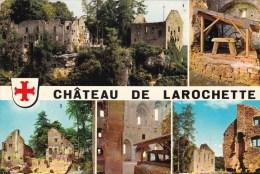 Larochette - Fels > Le Château - Multivues - Larochette