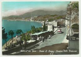 PONTE S.LUIGI CONFINE ITALO FRANCESE VIAGGIATA FG - Imperia