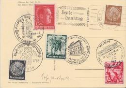 Propagandakarte Nr.91 Mit 5 Verschiedenen SST Ansehen !!!!!!!!!!!!!!!!! - Deutschland