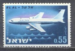 Israel Compagnie Aérienne El Al Neuf ** - Israel