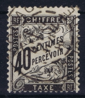 France:  Taxe Yv Nr  19 Gestempelt/used/obl. - Postage Due