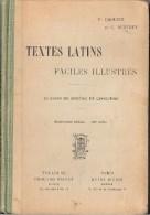 Textes Latins Faciles Et Illustrés Recueil Gradué (classes 6e Et 5e) Paul Crouzet - 1901-1940