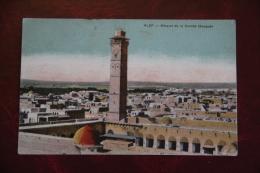 ALEP - Minaret De La Grande Mosquée.