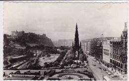 EDINBURGH. PRINCES STREET - Midlothian/ Edinburgh