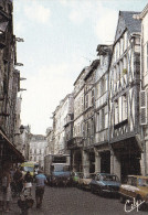 LA ROCHELLE  LA RUE DES MERCIERS (DIL154) - La Rochelle