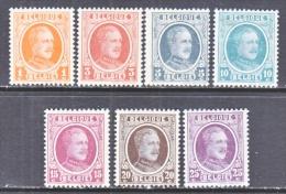 BELGIUM  144 +    * - 1922-1927 Houyoux