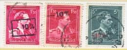 BELGIUM  365 +    (o) - 1946 -10%