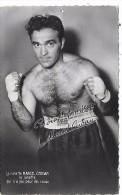 MARCEL CERDAN - Boxeur - Boxing