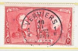 BELGIUM  184    * - Used Stamps