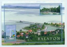 Balaton - Stamp Posted 2009 - Hungary
