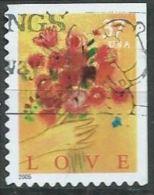USA 2005 Love 37c USED SC 3898 YV 3628 MI 3906 SG 4415 - Etats-Unis