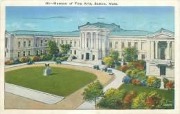 BOSTON - Museum Of Fine Arts - Boston