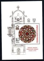 CSSR 1978 Block Mi. 35 A Yv. 43 Postfrisch MNH** - Unused Stamps