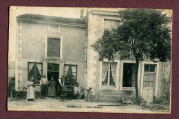"""FRONCLES  (52) : """" Café SECLIER """" - France"""
