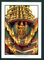 THAILAND  -  Bangkok  The Grand Palace  Unused Postcard - Thailand