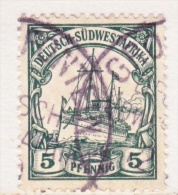 Germany South West Africa  27   (o)   Wmk. - Colony: German South West Africa