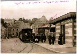 """CALENDRIER 1996  FORMAT A4  = DREUX TRAMWAY Rue Du Palais De Justice Vers 1910  Bien Animé  """"Classeur"""" - Calendriers"""