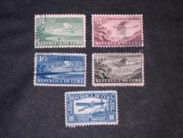 CUBA     1914-46   LOT# 8 - Poste Aérienne
